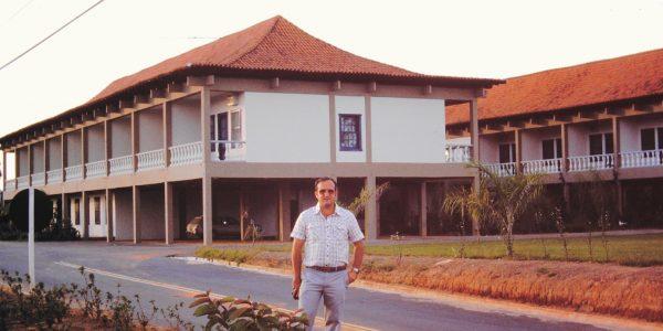 EMPRESA: CENIBRA – CELULOSE NIPO BRASILEIRO S.A –  DÉCADA DE 80 – BELO ORIENTE – MG