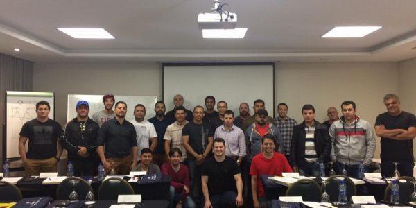 Curso de Análise de Vibrações em Curitiba – PR … 22-23-24-25 de Agosto 2017. Fupai – Ivmta ..